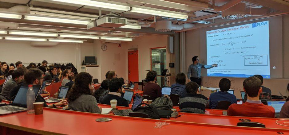 Course: FLOW Wınter School on Machıne Learnıng and Data-Drıven Methods